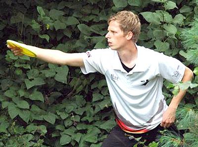 Der Grebensteiner Christian Plaue, 2014 deutscher EM-Teilnehmer in Genf, führt nach zwei Runden in Dassel.