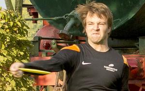 Marian Ludwig (Tee-Timers Wolfenbüttel) erhielt die Wildcard des DFV für die EM in Oulu.