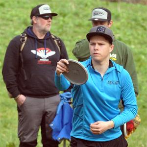 Der Junioren-Europameister Marvin Tetzel belegte in Kopenhagen Rang fünf.