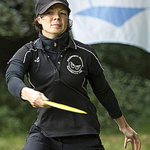 Wiebke Becker aus Hannover.
